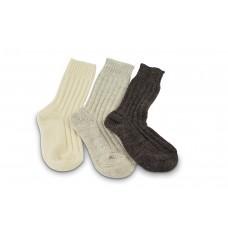 Sokken van milieuvriendelijk geproduceerde wol