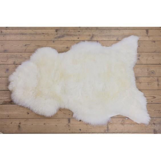 Texelana schapenvacht wit