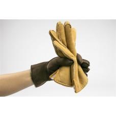 Sierlijke handschoenen van schapenvacht